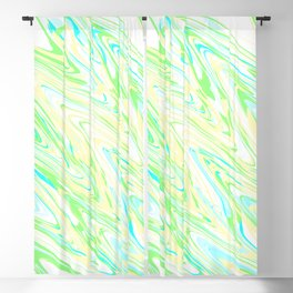 angled waves, 2 Blackout Curtain