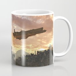 Favela of the Future Coffee Mug