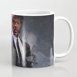 Jules Winnfield Witnesses A Miracle - Pulp Fiction Coffee Mug