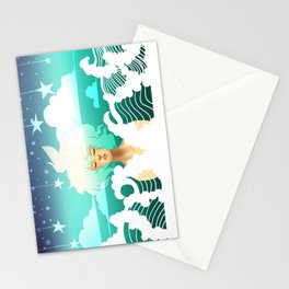 Be Fluid Stationery Cards