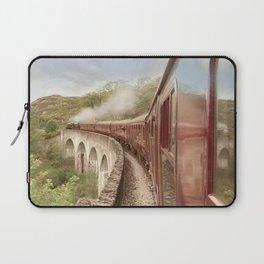 Full Steam Ahead Laptop Sleeve