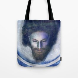 Fatale - John - Silver Tote Bag