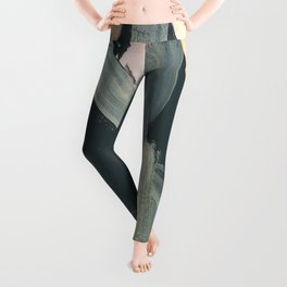 abstract painting IV Leggings