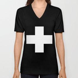 Crosses Unisex V-Neck