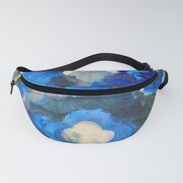 the blues. Fanny Pack
