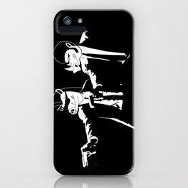 Mutant Fiction iPhone Case