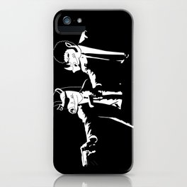 Mutant Fiction iPhone Case