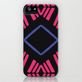 Market-Black iPhone Case