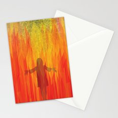 hephaestus in her hands Stationery Cards