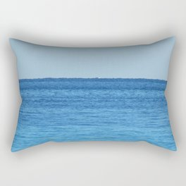 Nature beaches of the resort in Egypt Sharm El Sheikh Rectangular Pillow