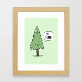 So Fresh! Framed Art Print