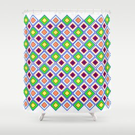 Klassik Muster   (A7 B0009) Shower Curtain