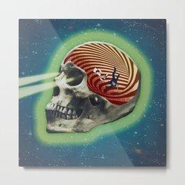 Nihilistic Space Bonanza! Metal Print