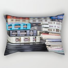 Music Collection 22 Rectangular Pillow