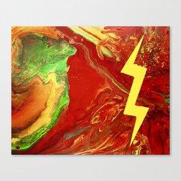 Psychedelic Rock Canvas Print