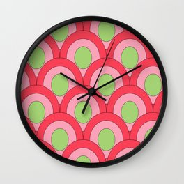 Scandinavian Design Wall Clock