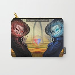 Final Sans Carry-All Pouch
