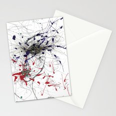 Hella Positive For Real/Trying To Get A Hold On This Stationery Cards