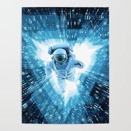 Quantum Cradle Poster