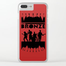 The Bronze Clear iPhone Case