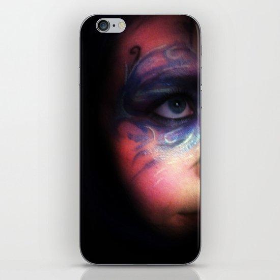 Imaginary Friend iPhone & iPod Skin