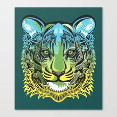 Nocturnal Predator Canvas Print