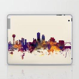 Knoxville Tennessee Skyline Laptop & iPad Skin