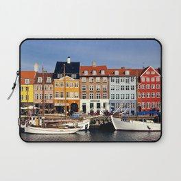 Copenhague // Copenhagen - Nyhavn Laptop Sleeve