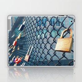 Heart on Lock  Laptop & iPad Skin