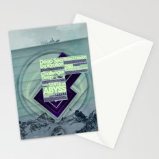 Project Nekton - Exploration #1 Stationery Cards