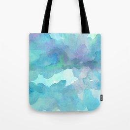 Breathing Under Water Tote Bag