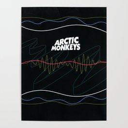 Arctic Monkey Poster Poster