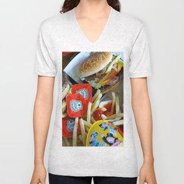 Junk Food Unisex V-Neck