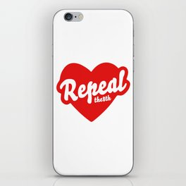 REPEAL THE 8TH iPhone Skin
