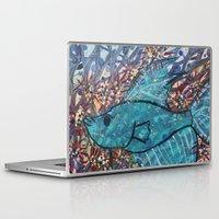 finn Laptop & iPad Skins featuring Finn by fawnadine