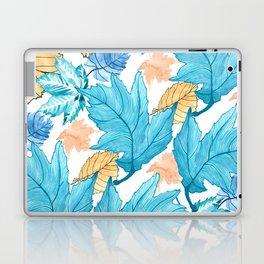 Leaf pattern 2 Laptop & iPad Skin