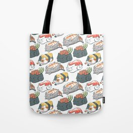Sushi Cats Tote Bag
