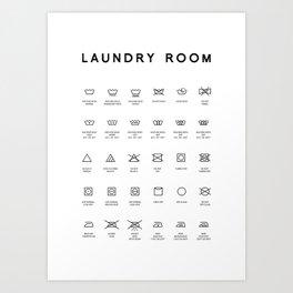 Laundry Art Prints For Any Decor Style Society6