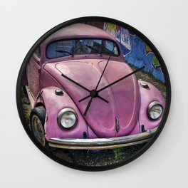Beatle de Rêve Wall Clock