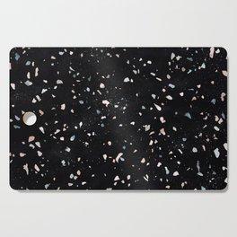 Terrazzo Memphis black galaxy Cutting Board