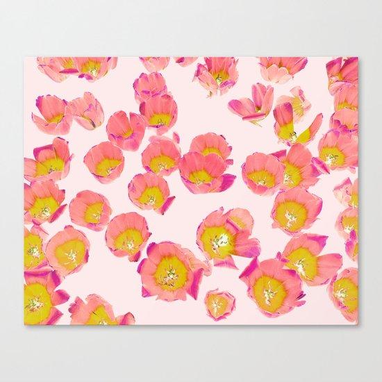 Flower Therapy #society6 #decor #buyart Canvas Print