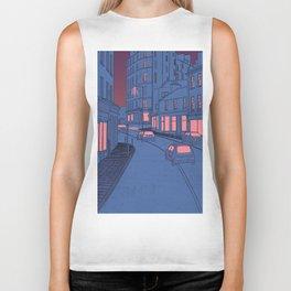 City Lights Biker Tank
