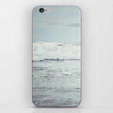 Silvery Sea iPhone & iPod Skin