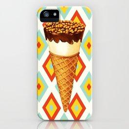 Ice Cream - King Cone iPhone Case