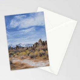 Mono Lake Tufas Stationery Cards