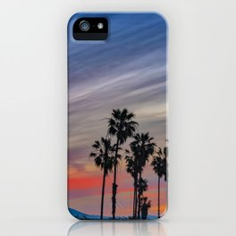 Sunrise at the River Jetties iPhone Case
