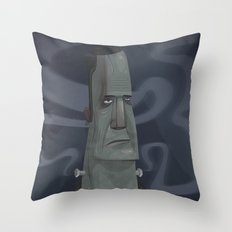 Dr. Frankensteins Monster Throw Pillow