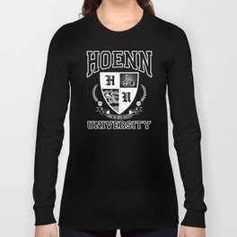 Hoenn University Long Sleeve T-shirt