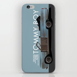 Tommy Boy iPhone Skin
