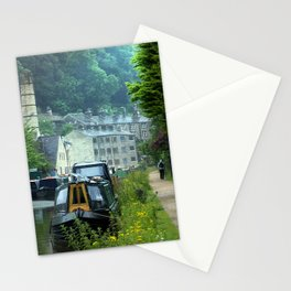 Rochdale Canal Hebden Bridge Stationery Cards